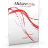 Nuovo Analist 2016 Software Topografia e Catasto