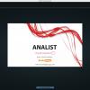 Analist Cloud Explorer loading