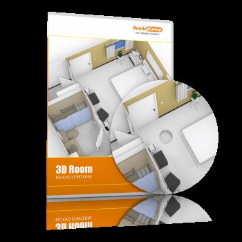 3DRoom, il software per il rilievo d'interni