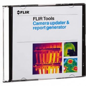 FLIR Tools, il software FLIR per aggiornare la tua termocamera e creare in pochi minuti Report di ispezioni termografiche.