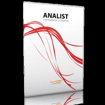 Nuovo Analist 2015, software Topografia e Catasto