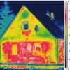 Immagine realizzata con una risoluzione di 140x140 pixel e una sensibilità termica < 100 mK.