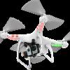 Drone Phantom per Topografia, Architettura, Agricoltura, Turismo, Pubblicità