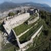 Drone Castello Mercato San Severino