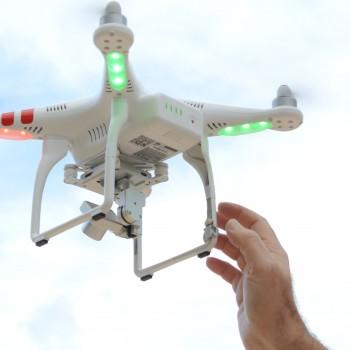 Drone DJI Phantom Vision 2 +