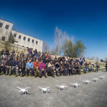 Drone Ordine Geologi Campania Avellino