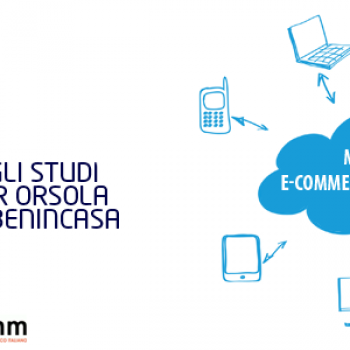 Master in E-Commerce Management - UNISOB Napoli