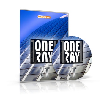 OneRay-RT Real Time Animation Software