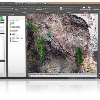 Software Topografia, Catasto e Rilievi con DRONE - Analist