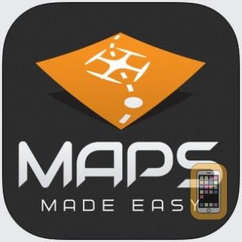 APP piani volo DJI Map Pilot