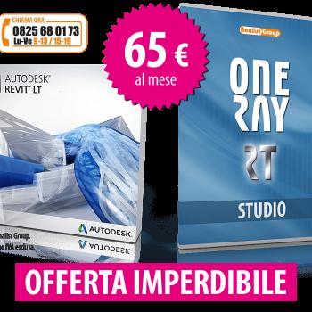Offerta Revit OneRay RT