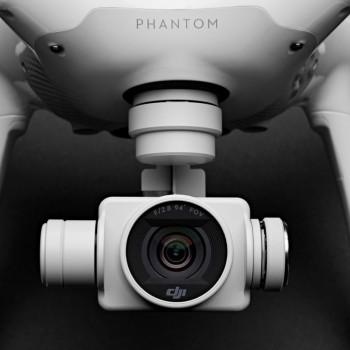 Phantom 4 camera