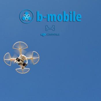 B-Mobile, compatibile con DJI