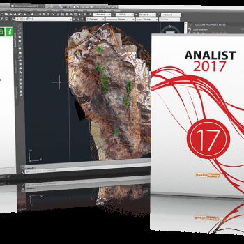 Analist, il Software per topografia e catasto