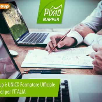 Analist Group Formatore Ufficiale Pix4D per l'ITALIA