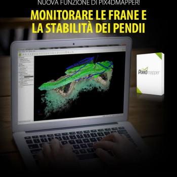 Pix4d Monitoraggio Pendii