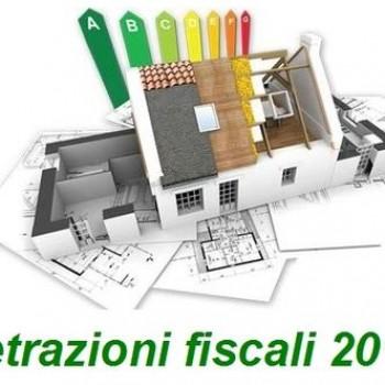 Detrazioni Fiscali 2016