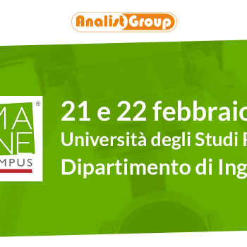 Analist Group a ROMA DRONE 2017