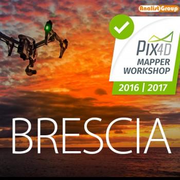 Workshop Pix4Dmapper Brescia