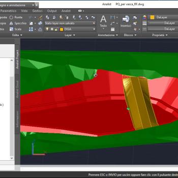 Come progettare uno sbarramento su un Modello 3D del Terreno