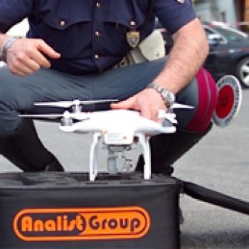 POLIZIA DRONE