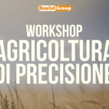 Workshop Agricoltura Precisione