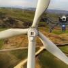 Ispezioni Pale Eoliche con drone Parrot ANAFI