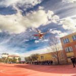 Rilievi Topografici, Termografici e Architettonici con DRONE