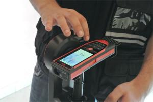 Interior survey with Leica DISTO S910