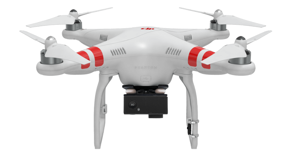 Phantom MAPIR Drone for Precision Farming